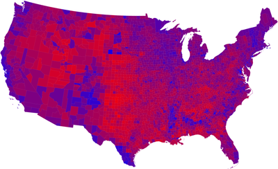 AMERICA THE PURPLE – PART ONE : the election